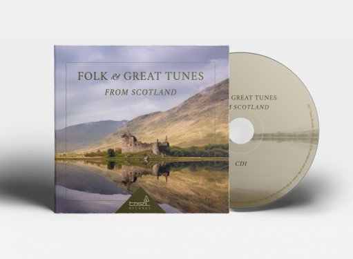 Folk & Great Tunes From Scotland
